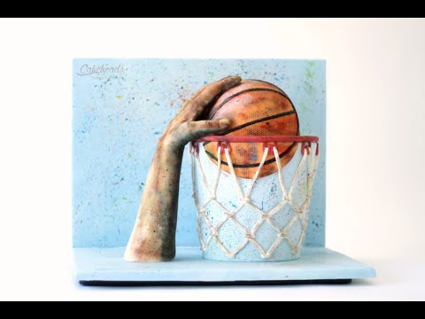 Creating & Attaching a Decorated Backdrop, Backboard for your cakes!