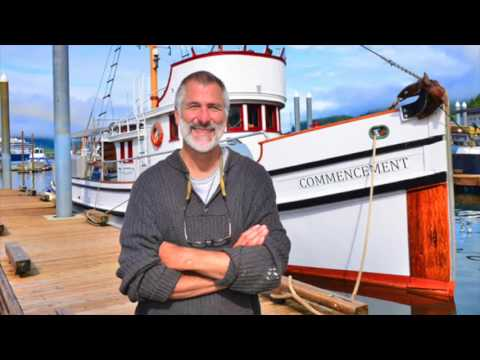 Art Works podcast: Mike Vlahovich, keeping alive the culture of the working waterfront.