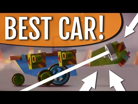'BEST CAR!'   CATS Game Crash Arena Turbo Stars: Instant Promotion & Battle Strategy Tips (Gameplay)
