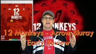 This is our early review of Arrow Video's 12 Monkey's Bluray Releas...