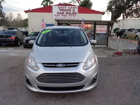 2017 Ford C Max Hybrid Sel Cash Or Finance Holiday Florida