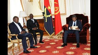 RDC interessada na experiência de Angola no ramo dos petróleos