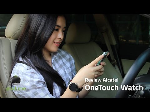 Alcatel Onetouch Watch - Review Indonesia