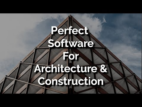 What Is The Perfect Software For Architecture & Construction?   ProArchitect