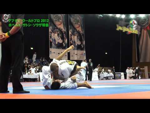Jiu Jitsu Priest #48: Abudhabi.World.Pro 2012  feat.Roberto Satoshi Souza 【ブラジリアン柔術専門番組 柔術プリースト】