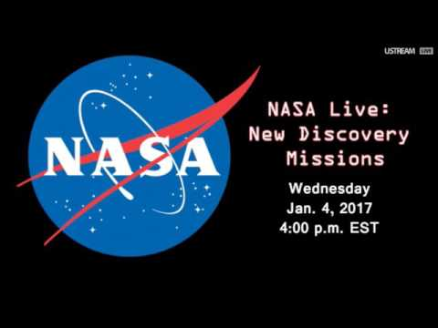 NASA Psyche and Lucy Discovery briefing January 4th 2017