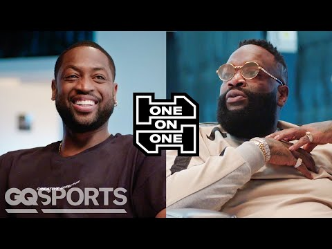 Tone Kapone - Dwade and Rick Ross have A sit Down! A must Watch