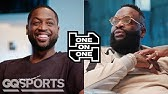 Dwyane Wade and Rick Ross Have an Epic Conversation | One on One | GQ Sports