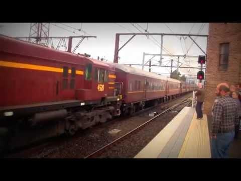 Steam In Metropolitan Sydney & NSW - Volume 4 - Part 2/2 (FINAL PART)