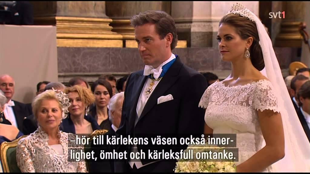 Princess Madeleine Bröllop Wedding Pulmatseremoonia Kokkuvõte