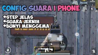 Cara ganti config androin menjadi i phone in game PUBG Mobile