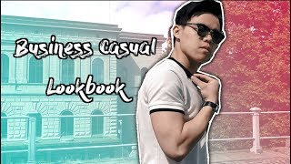 Business Casual Lookbook | Outfits For Men | Outfit Inspiration | MAMA's boi