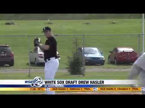 Drew Hasler drafted by the White Sox