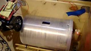 Arduino Automatic Cat Food Dispenser - First Video Demo