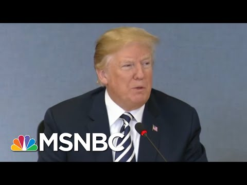 'Art Of The Deal' Co-Author: Trump's 'Attitude' Normalizes Fear | The Beat With Ari Melber | MSNBC