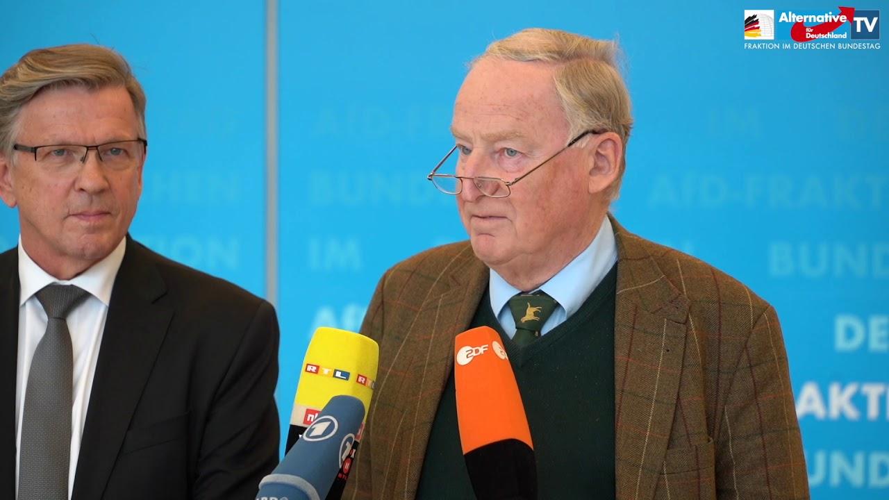 Gerold Otten nicht gewählt! Altparteien blockieren weiter! - AfD-Fraktion im Bundestag
