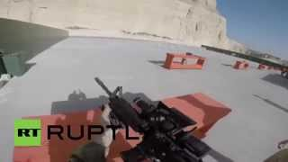 Video GoPro: Así se entrena el escuadrón antiterrorista ruso