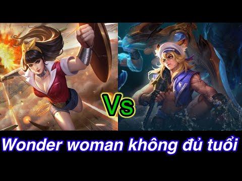 Top 1 Ata | Hướng dẫn khắc chế Wonder woman tại lane tà thần | Liên quân mobile