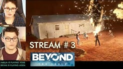 #3 'Beyond Two Souls  in Co-Op with Bryan (as Aiden) & Amelia (as Jodie) - Dechart Games