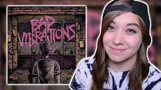 BAD VIBRATIONS - A DAY TO REMEMBER   ALBUM REVIEW