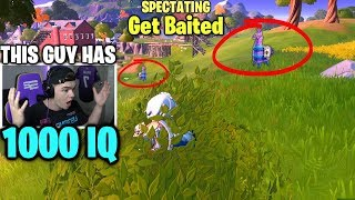 i spectated random players and the CRAZIEST thing happened...