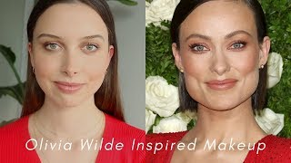 Olivia Wilde Inspired Makeup Look