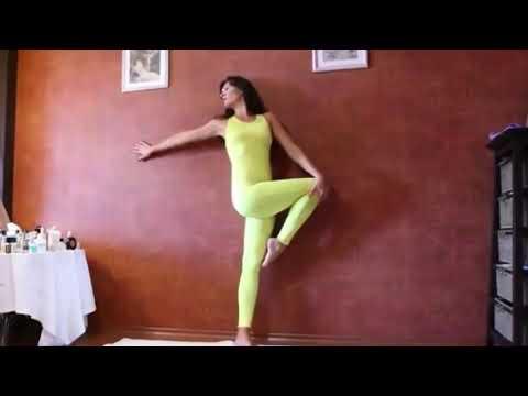 Contortion gymnastics challenge Julia Yoga, Splits Flexibility Ballet Stretches, Professional Dancer