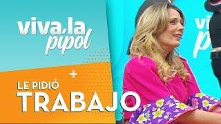 Así Rocío Marengo se ofreció para trabajar con Bombo Fica 😂 - Viva La Pipol