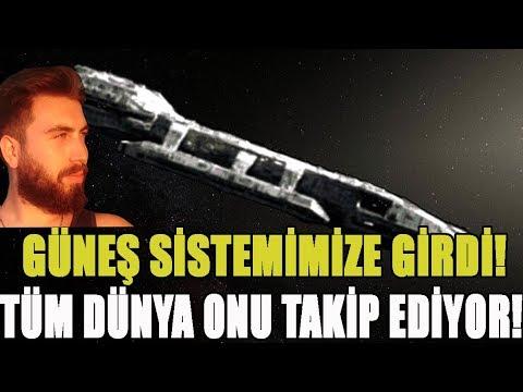 İLK DEFA GÖRÜLDÜ!