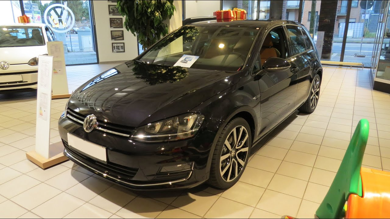 2015 vw golf 7 1 4 tsi bluemotion youtube. Black Bedroom Furniture Sets. Home Design Ideas