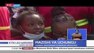 Mazishi ya uchungu: Watu wanne kati ya watano waliouawa usiku wa januari tarehe tano wamezikwa