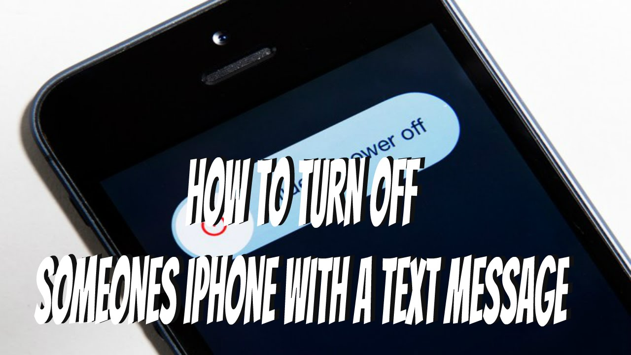 how to turn off messages on iphone how to turn someones iphone with a text message 20398