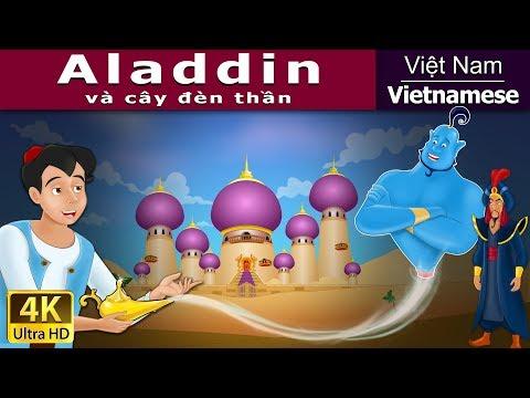 Aladdin và cây đèn thần - chuyen co tich - truyện cổ tích - 4K UHD - truyện cổ tích việt nam
