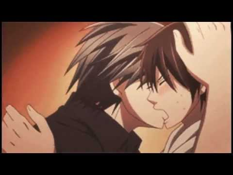 Usagi and Misaki ( Junjou Romantica)-Everytime We Touch