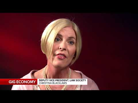 Law Society: workers need a level playing field