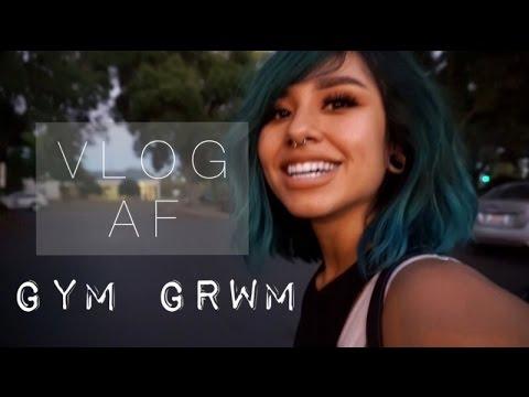 GRWM + U DONT NEED PROTEIN SUPPLEMENTS | Gym vlog