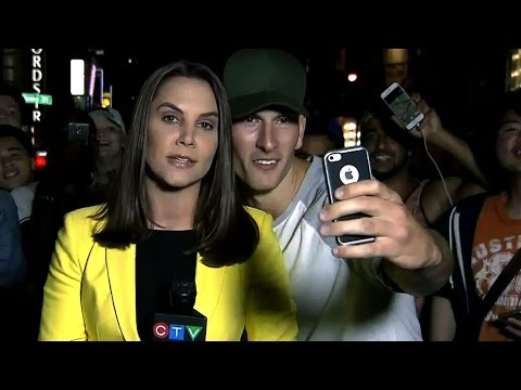 Man apologizes for incident targeting CTV reporter