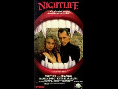 NightLife (1989) Full Movie Ben Cross, Maryam A'bdo