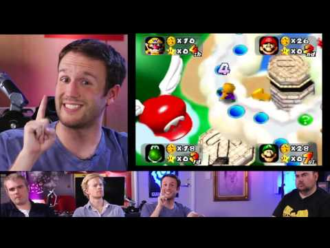 Mario Party Party: The First