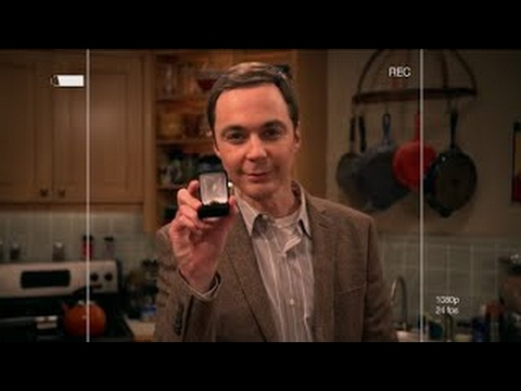 The Big Bang Theory 9x07 Penny Leonard Find Out That Sheldon