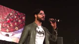 Mai Baghi Hoon LIVE (Jeyay Bhutto) by Alamdar Khan on 49th PPP Foundation Day