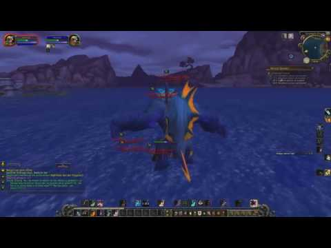 WoW Legion : World Quest - Undersea Survey