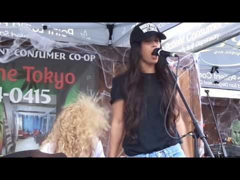 Leilani Wolfgramm @ Point Loma Patients Consumer Cooperative - San Diego, CA - 10/30/2016