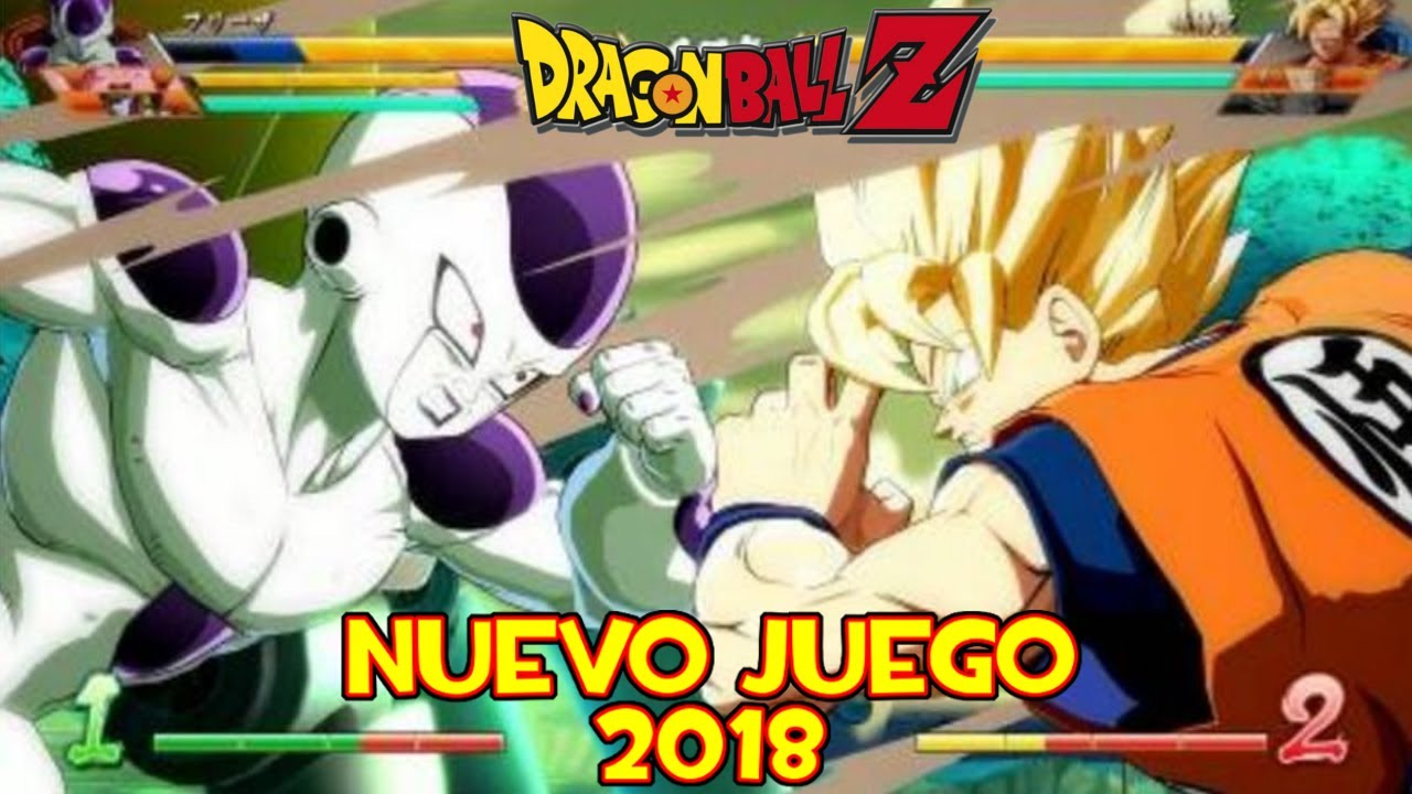 Se Anuncia Dragon Ball Fighters 2018 Nuevo Juego De Dragon Ball Para