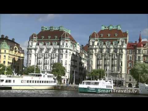 HD TRAVEL:  Stockholm & Sweden: History - SmartTravels with Rudy Maxa