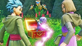 Dragon Quest XI Echoes of an Elusive Age #06: A Vaca do Clima-Tempo