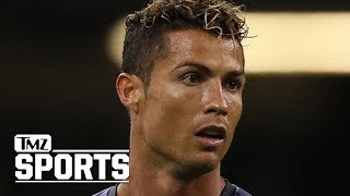 Cristiano Ronaldo Charged with Tax Fraud, Faces Prison Time | TMZ Sports