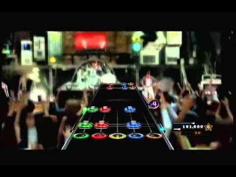 Guitar Hero Warriors Of Rock Papa Roach - Last Resort Guitar (Expert)