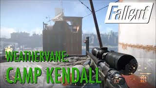Fallout 4 - Weathervane: Camp Kendall