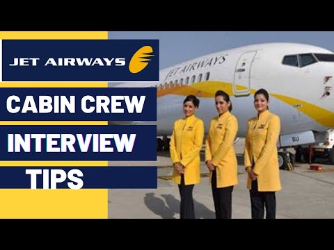 JET AIRWAYS INTERVIEW PROCESS 2020 | CABIN CREW | INTERVIEW TIPS |